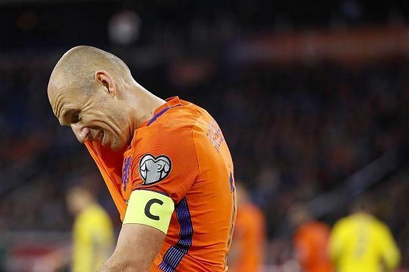 Netherlands decline football