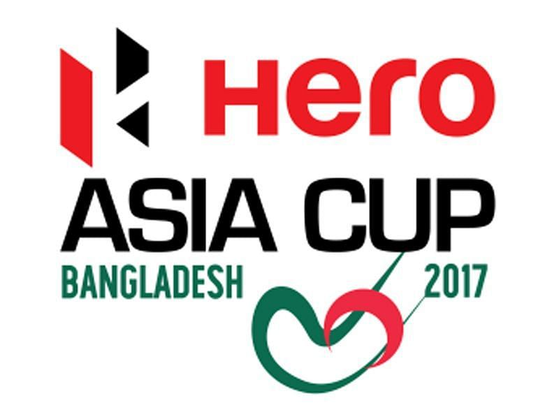 Hero Asia Cup 2017