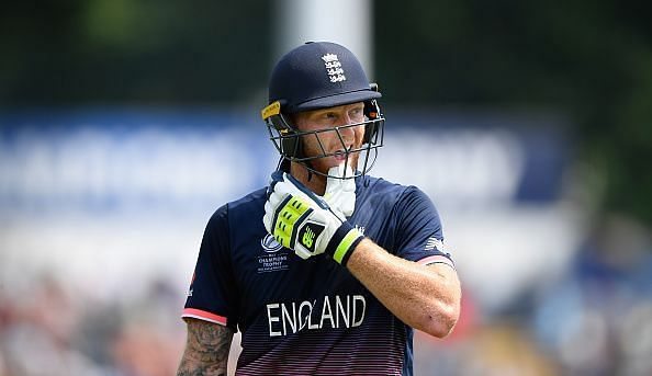Stokes is set to not travel with the England squad for the Ashes