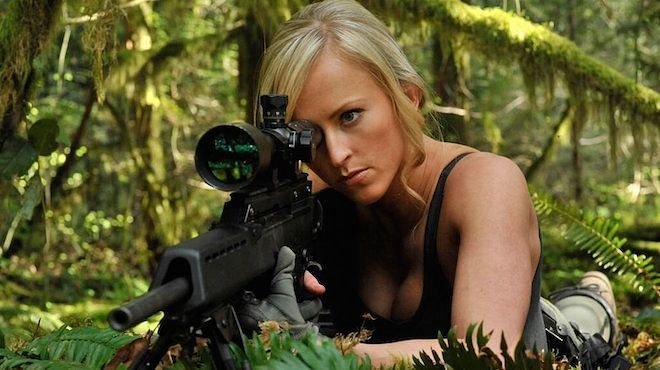 Summer Rae in The Marine 4: Moving Target