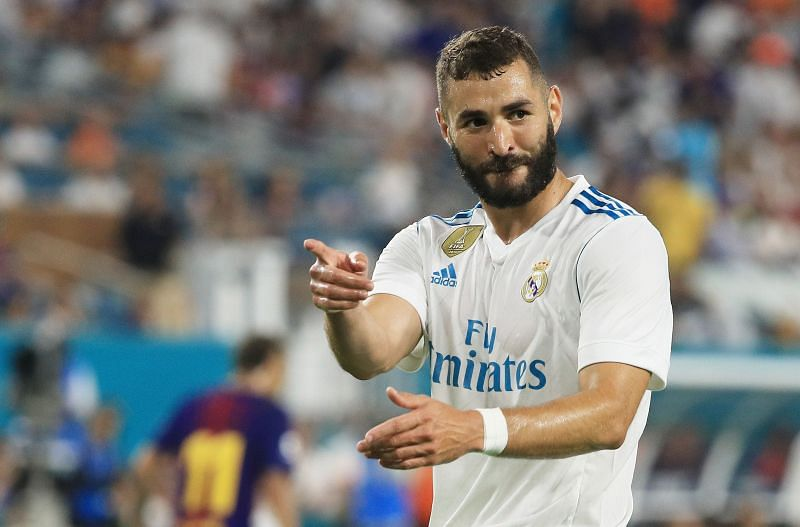 Benzema has been the target of repeated online criticism especially from Gary Lineker