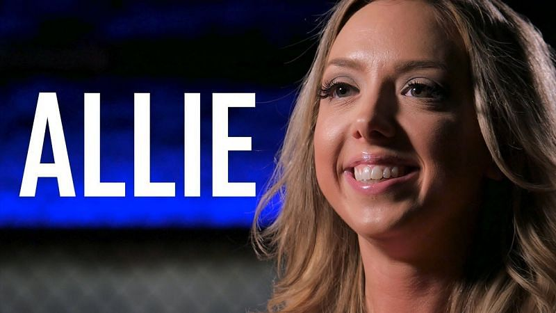 Allie made her Impact Wrestling debut in 2016