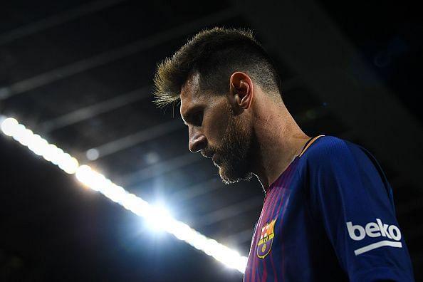 Messi Fc Or Fc Barcelona Mes Que Un Club