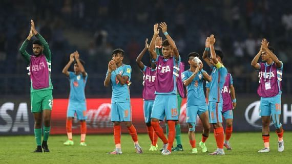 India were beaten by USA 3-0 in their tournament opener