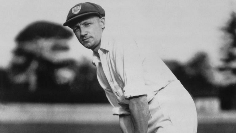 Image result for Sir Don Bradman ashes