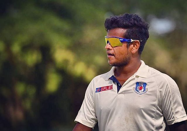 Saurabh Kumar: The emerging all-rounder taking the Ranji Trophy by storm