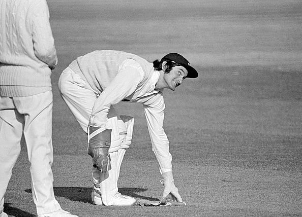 Alan Knott remains the finest wicket-keeper produced by England