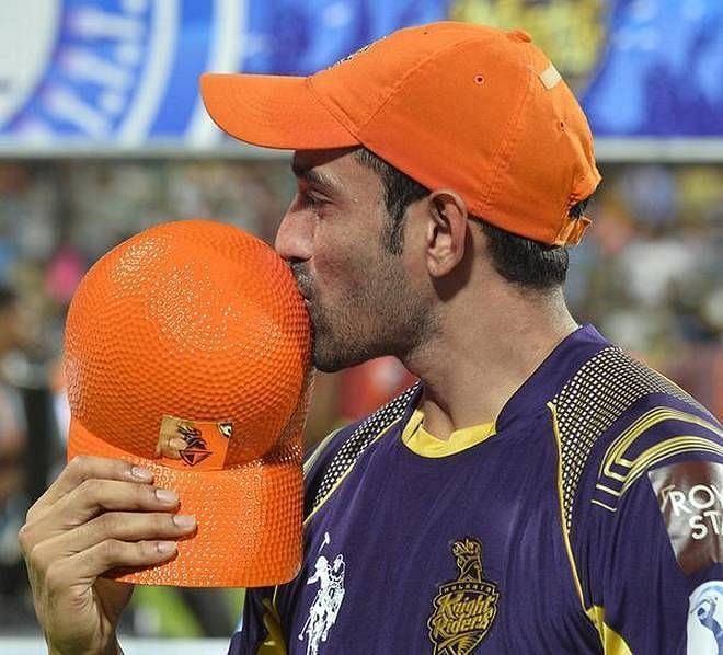 Robin Uthappa remains the only player from an IPL-winning side to also win the Orange Cap. (Photo: Twitter)
