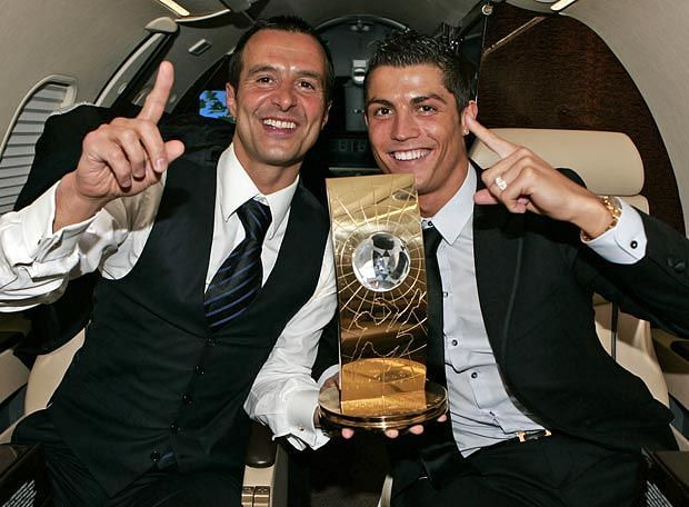 Image result for mendes and raiola