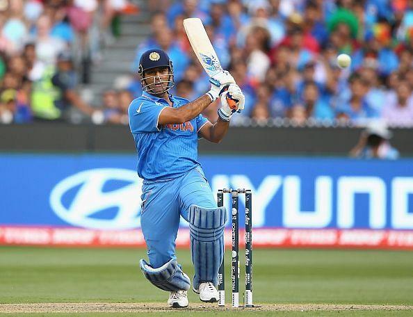 MS Dhoni India Cricket