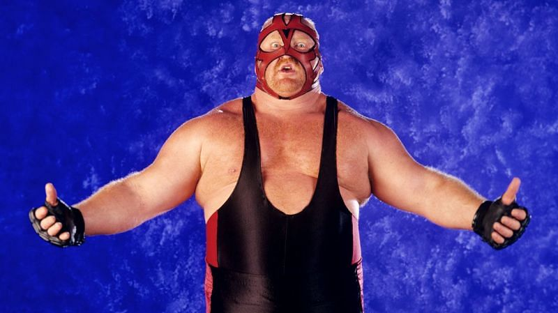 Vader was pushed as a top threat at first, but that changed when he unmasked