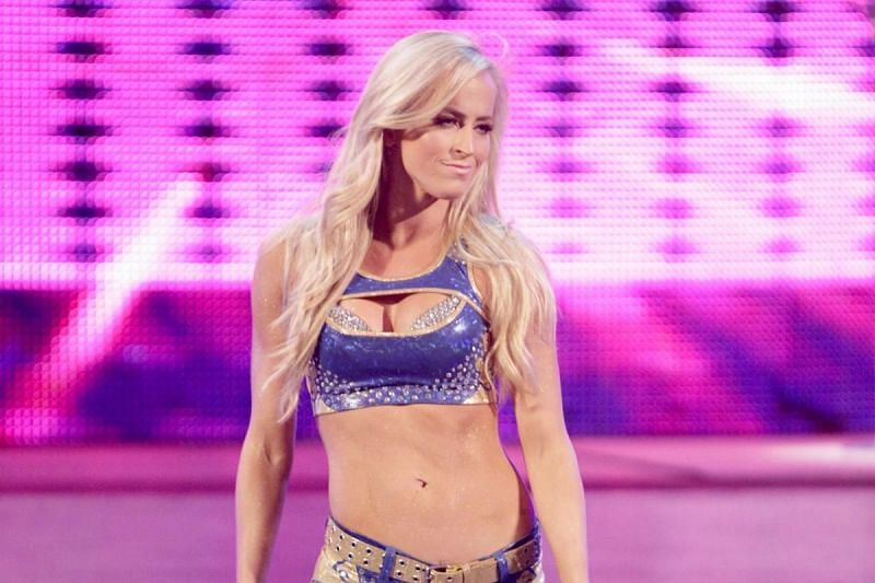 Summer Rae was released from WWE earlier this year