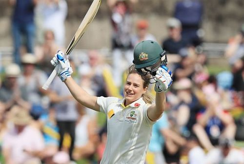 Ellyse Perry has played all three formats of the game for Australia