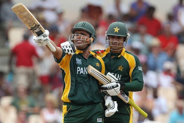 Akmal and Butt created history during the ongoing National T20 Cup in Rawalpindi