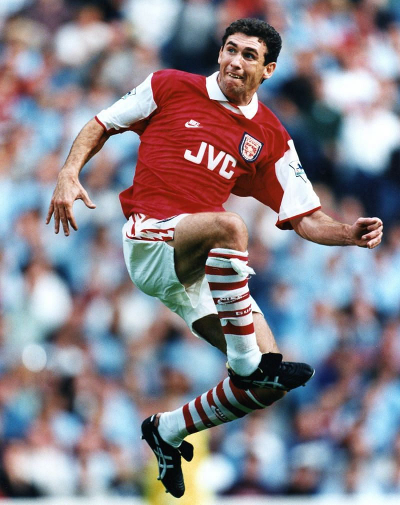 Martin Keown gave his all for the Gunners cause