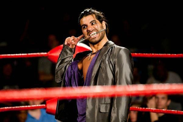 Jimmy Jacobs was fired from the WWE earlier this year