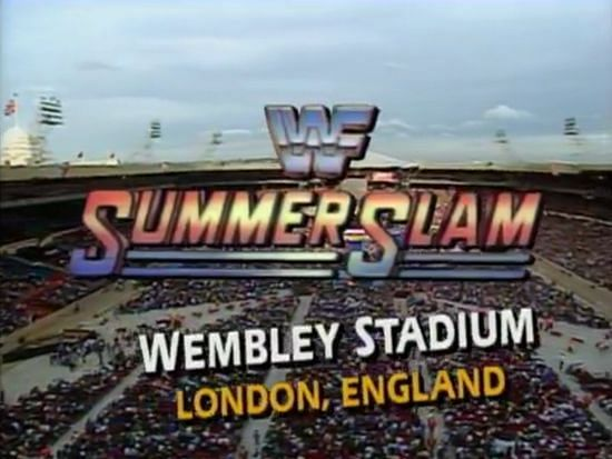 Summerslam in the UK was a grand success