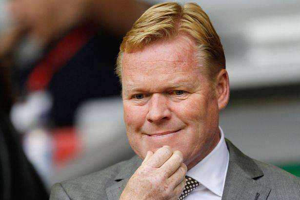 Koeman set for an immediate Premier League return?