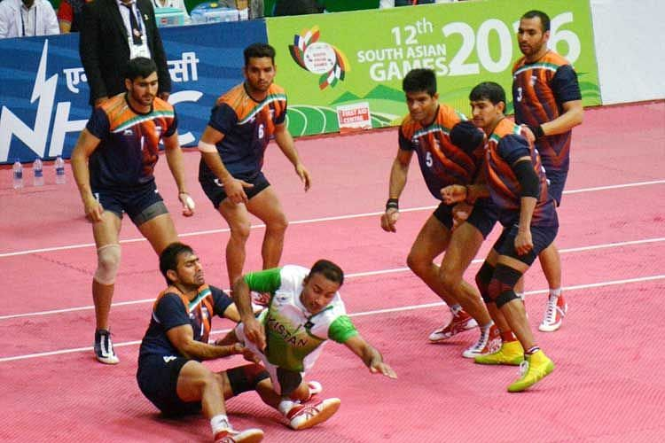 Can the Indian kabaddi team replicate their success from the 2016 SAG?
