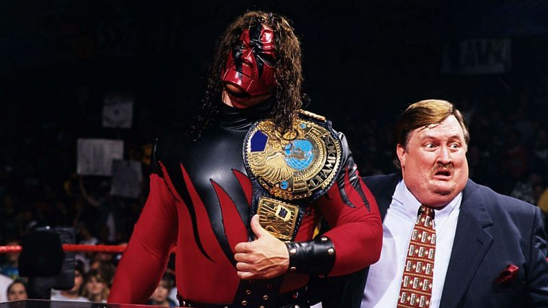 The Big Red Machine was once WWE Champion