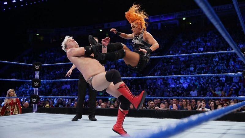 Page 3 - WWE SmackDown Live Results November 7th 2017