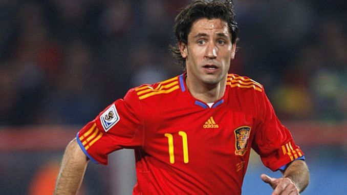 Capdevila played for Spain and NorthEast
