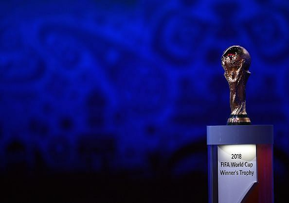 Preliminary Draw of the 2018 FIFA World Cup in Russia