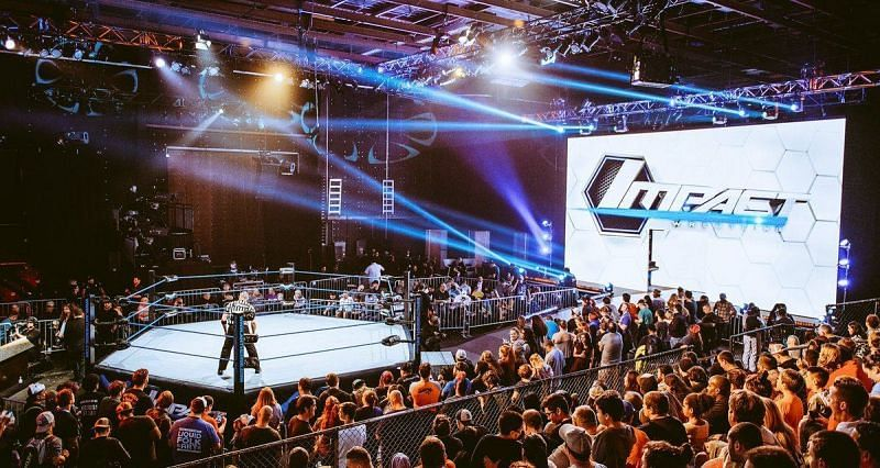 Impact Wrestling officially leaving the Impact Zone in Florida behind