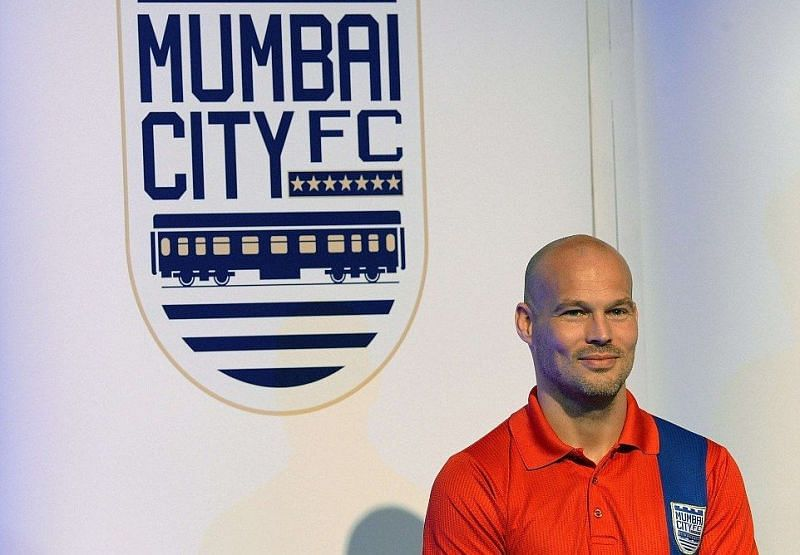 Ljungberg played for Mumbai