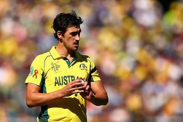 Starc is the most lethal among fast bowlers presently.
