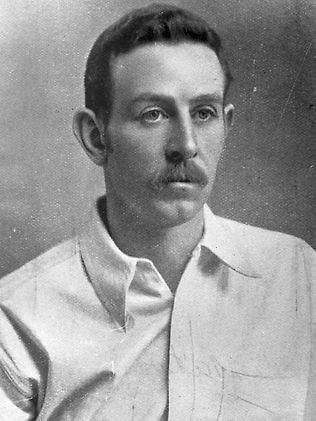 Charlie Turner was the first bowler to have reached 100 Test wickets.