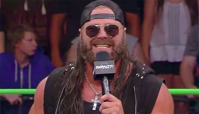 James Storm may not return to WWE in the immediate future