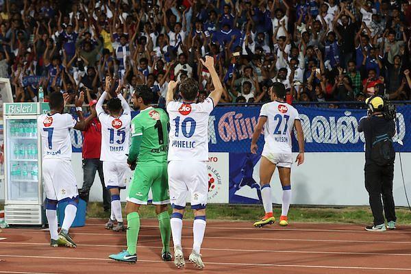 Chennaiyin fans