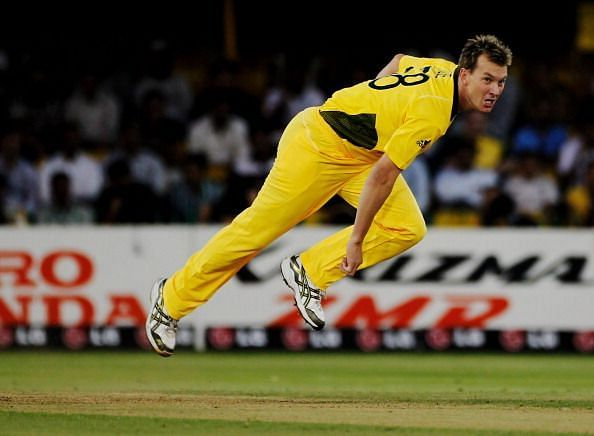 Brett Lee is one of the fastest bowlers of all-time.
