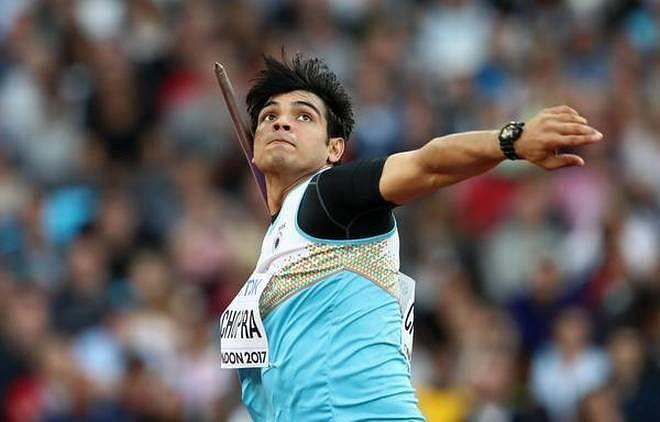 Neeraj Chopra is a javelin thrower