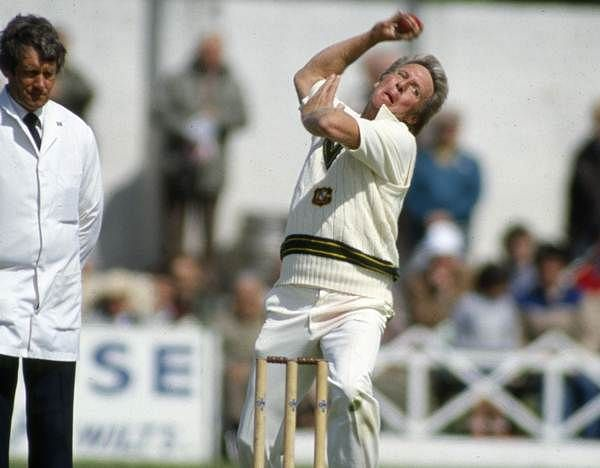 Thomson is one of the quickest fast bowlers of all-time.