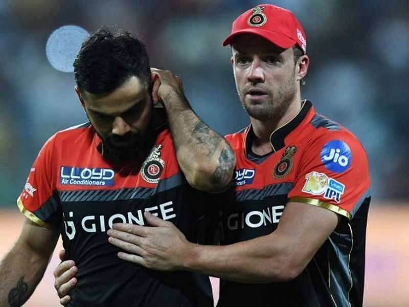 Kohli and AB play together for RCB