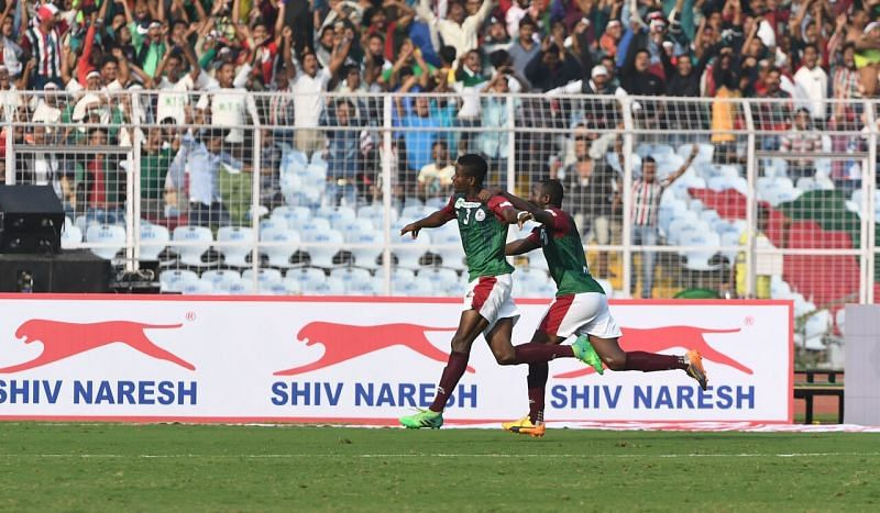 Mohun Bagan will be on a high after their Derby win. (Photo: I-League)