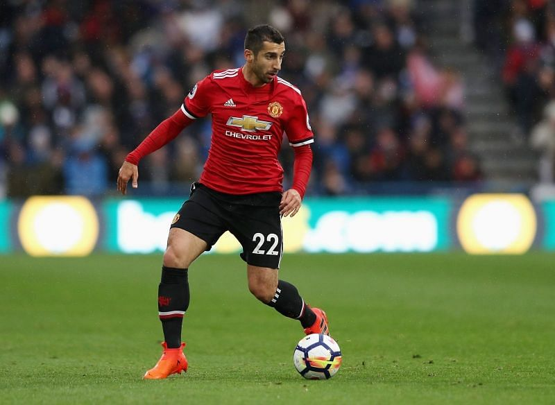 Mkhitaryan is part of a select band of players from the lesser lights of football