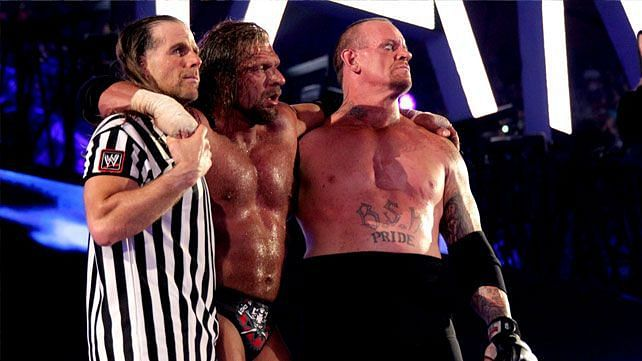 Member of the Kliq and BSK were in their respective primes during the 1990s, and throughout the Attitude era.