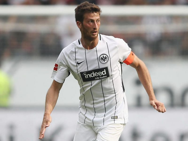 Abraham has been at the heart of a Frankfurt team that is doing very well