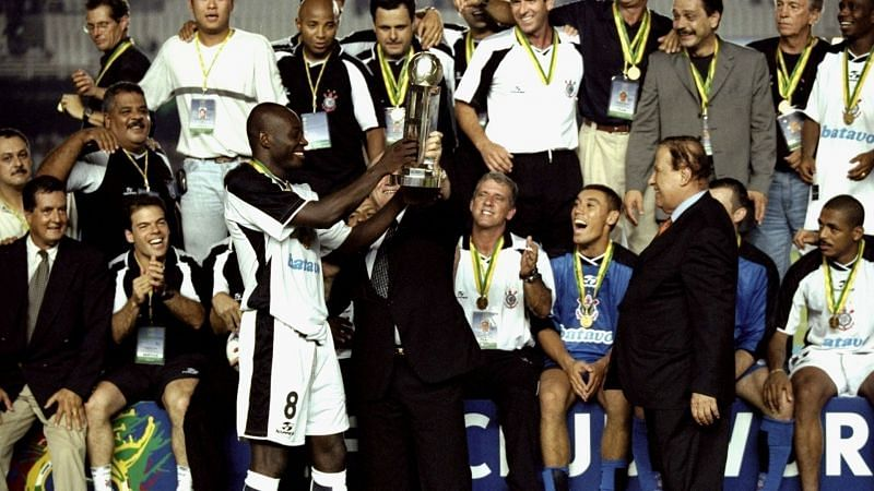 Corinthians vs Vasco Da Gama : FIFA Club World Final 2000