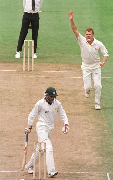 McDermott was the top wicket-taker at the 1987 World Cup.