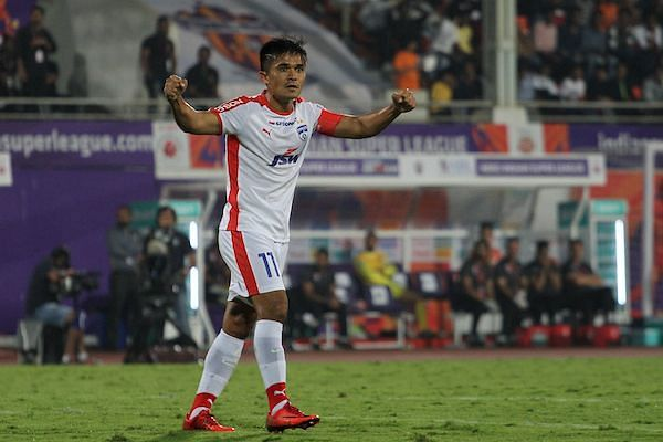 Sunil Chhetri (Photo: ISL)