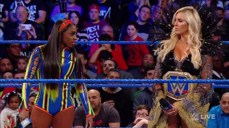 WWE News: Naomi announces entry into the Womens Royal