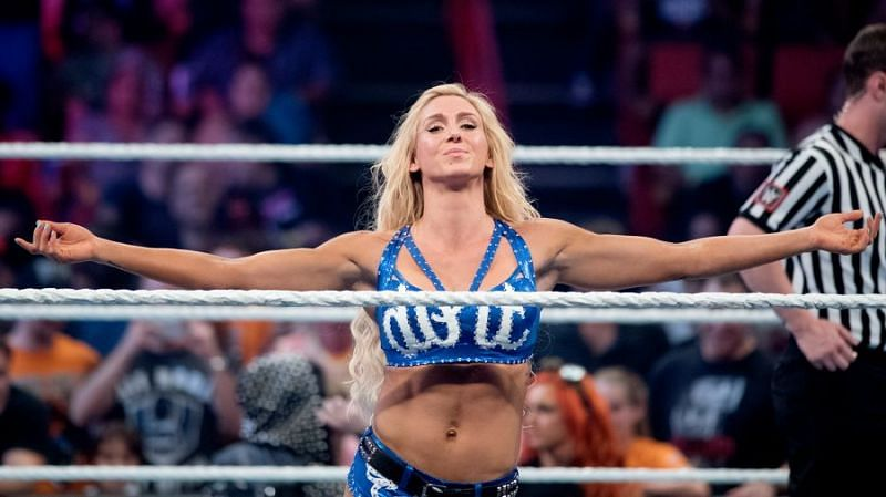 Charlotte Flair is the current Smackdown Women
