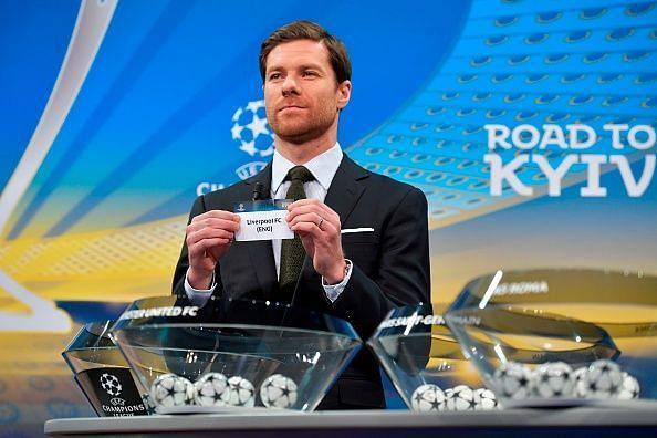 Liverpool drew Porto in the Round of 16
