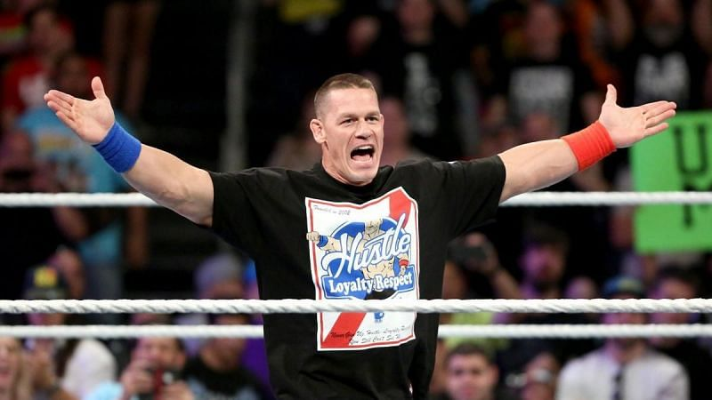 John Cena is set to return on the Christmas Day broadcast of Raw