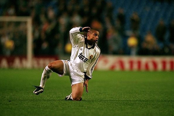 Carlos started the onslaught with his freekick in 1999 against Barcelona