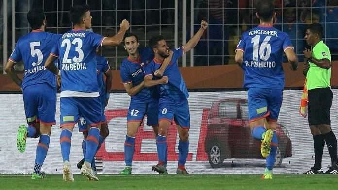 FC Goa will look to pick up all three points against Jamshedpur (Image: ISL)